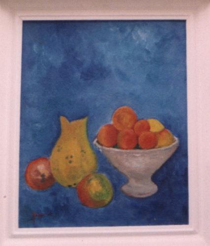 Terre et fruits