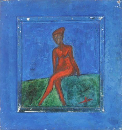 Le salon bleu