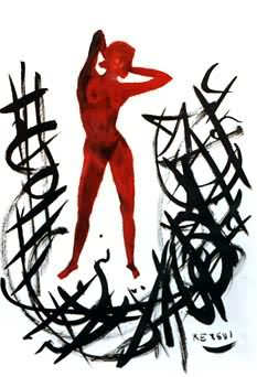 Femme Rouge